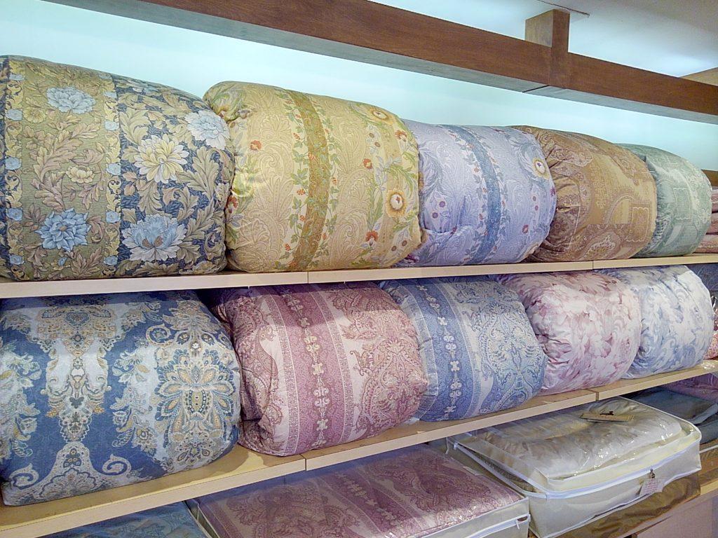 オリジナル羽毛布団